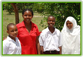TEF Scholarships support orphans