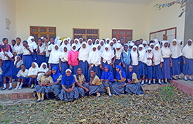 Pre Form One Sponsored Students