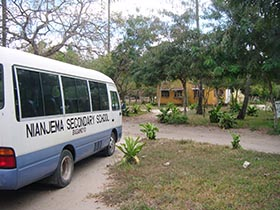 Nianjema School Bus